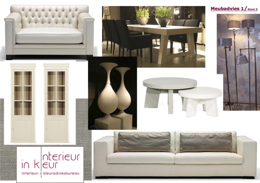meubelvoorstel interieur advies